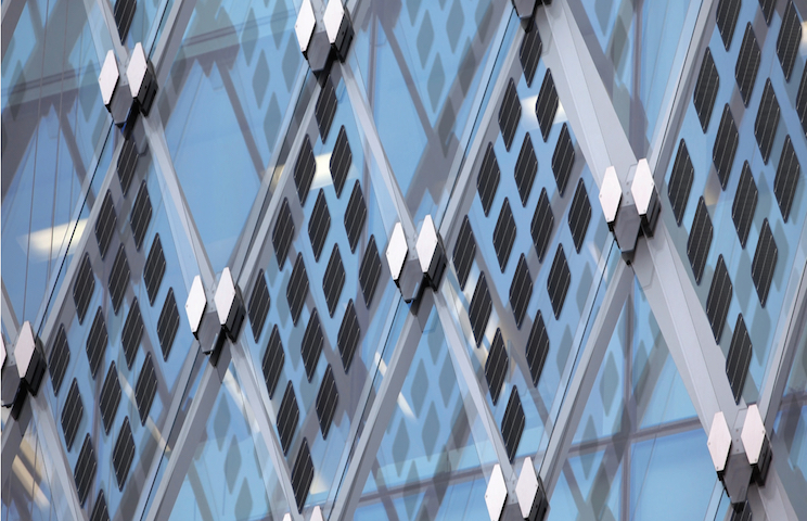 Transparent Solar Panels For Glass And Facade Applications