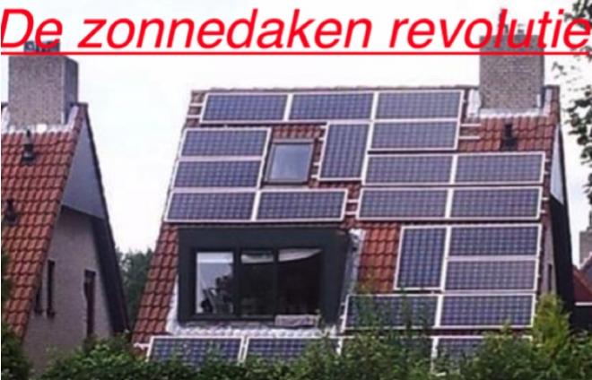 De zonnedaken revolutie in Nederland