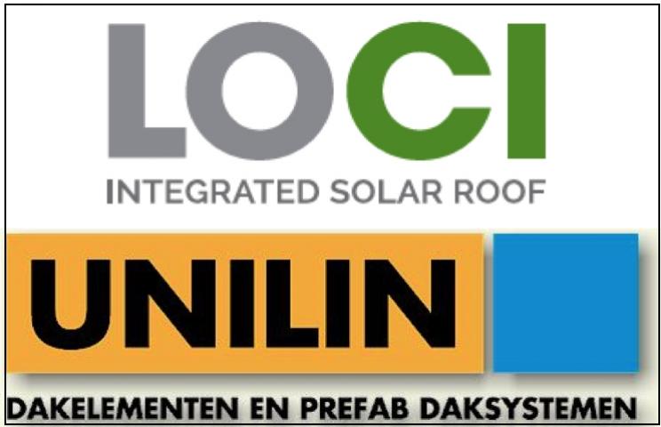 Loci met Unilin isolatie dak elementen