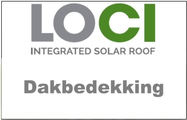 Loci als vervanging voor de dakbedekking