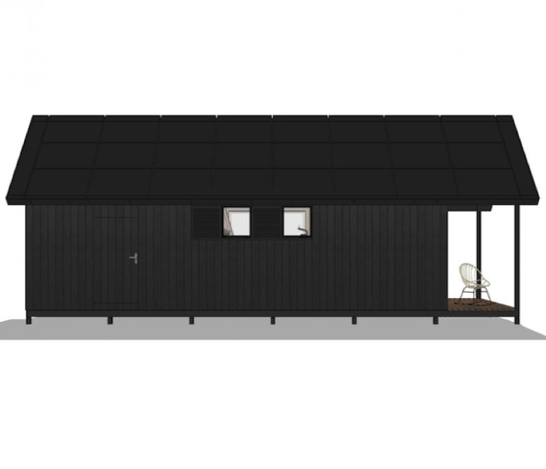 Tiny Loft Project van Mill Home